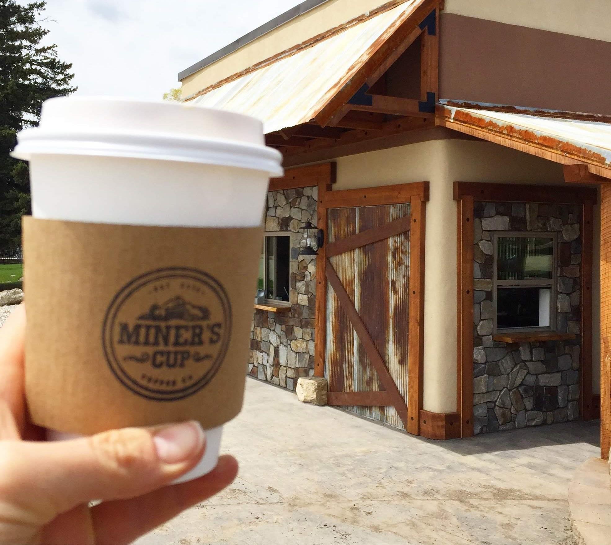 Miner's Cup Custer South Dakota